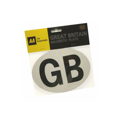 AA GB Magnetic Plate