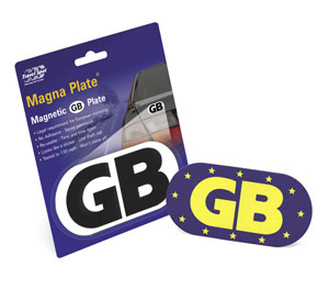 Magnetic GB Plates