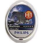 Philips blue vision car bulbs