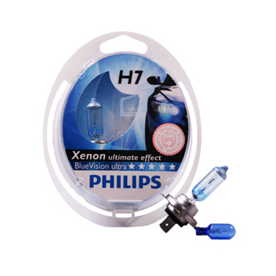 Philips Blue Vision Ultra