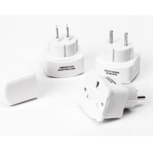 AA Global Travel Plug Adapter